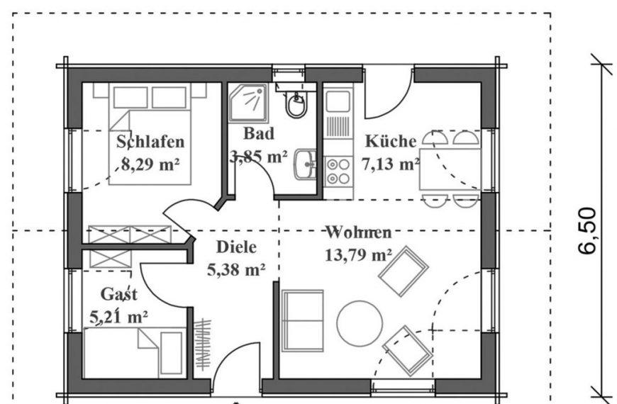 Haus Borkum