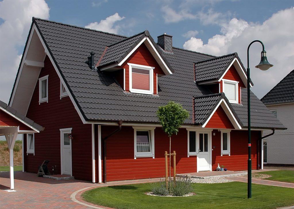 Bevorzugt Haus Fehmarn - HELIOS-Holzhäuser XI52