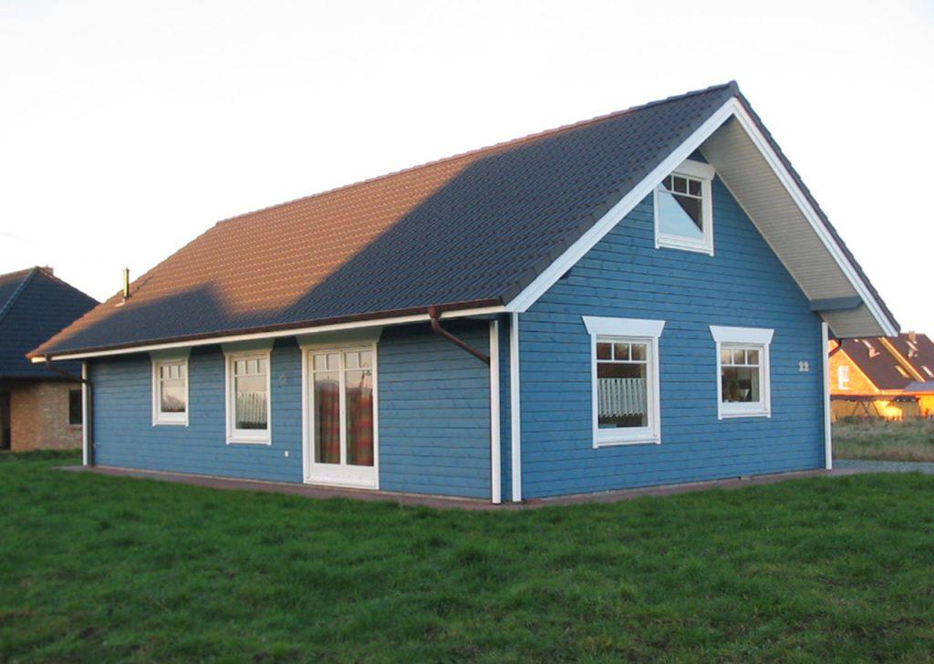 HELIOS-Holzhäuser - Natürlich wohnen im eigenen Holzhaus