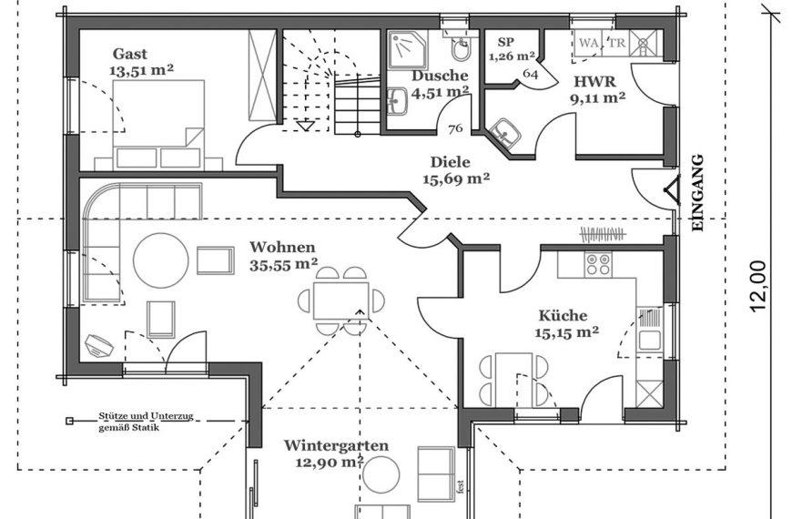 Haus Rügen