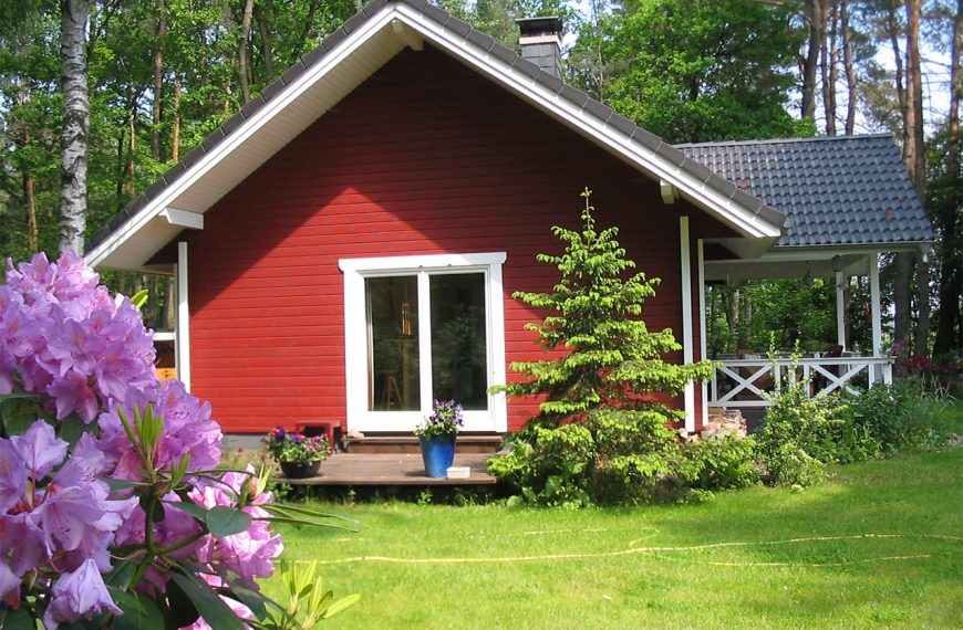 Haus Spiekeroog HELIOS Holzhäuser
